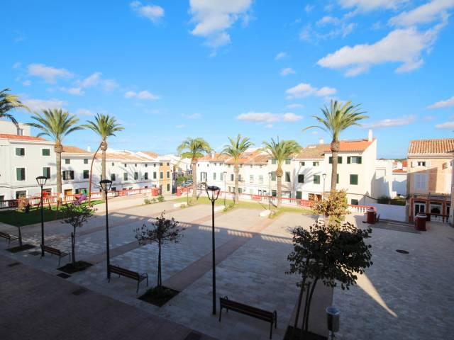 Appartement au premier étage sans ascenseur à Alayor, Menorca