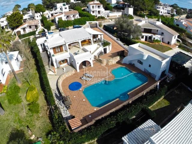 Contemporary villa in Binibeca vell, Menorca