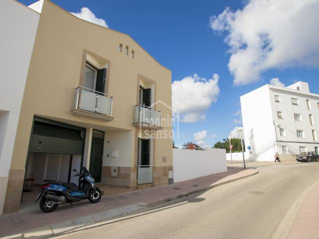 Building plot in an increasing area of growth in Mahon, Menorca.