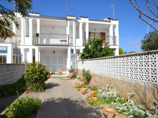 Terraced house, 10 minutes from the Beach in Sa Coma, Mallorca