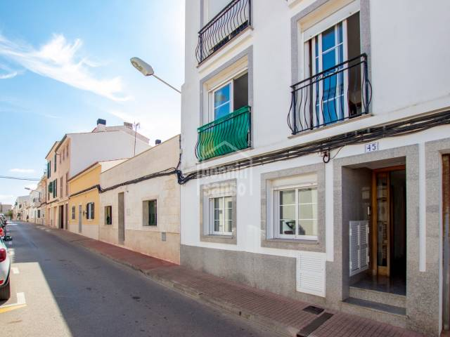 Bijou ground floor property in Es Castell, Menorca