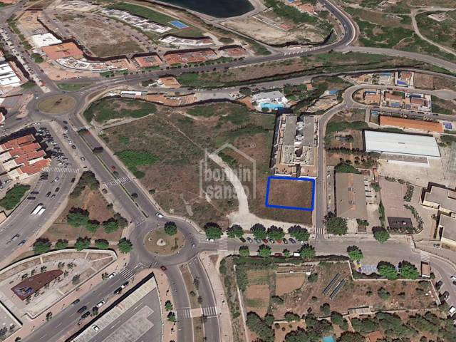 Exciting new development in residential area in Mahon, Menorca