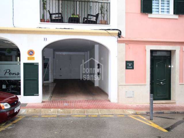 Garage for sale, Es Castell, Menorca