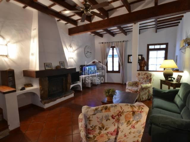Casa adosada en Ciutadella