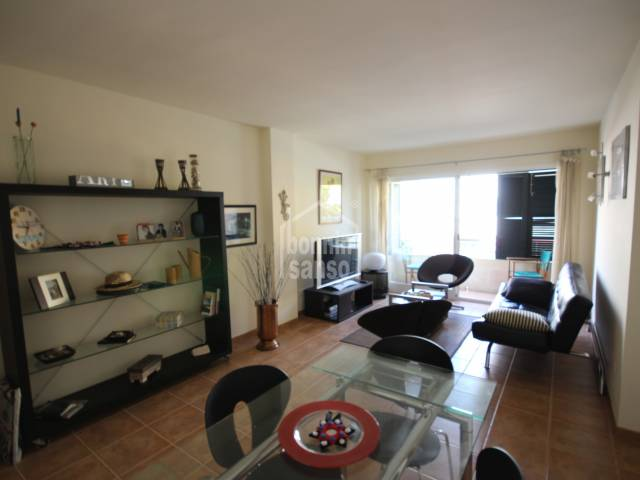 Lovely first floor apartment in the Paseo Maritimo area of Ciutadella, Menorca