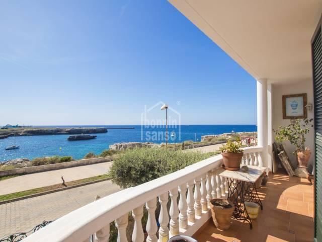 Magnifique maison sur le front de mer, zone urbaine Ciutadella, Minorque