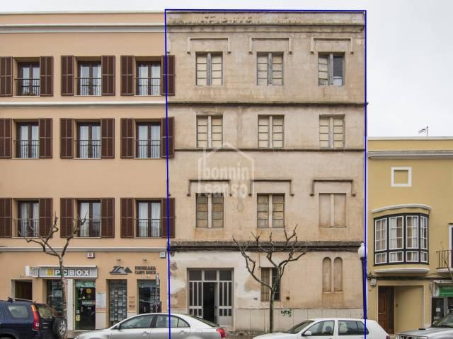 Townhouse in Ciutadella (City)