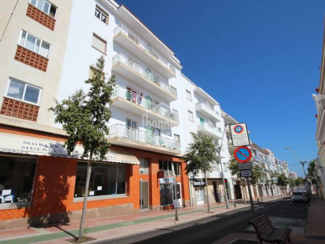 Fourth floor aparment in Mahon. Menorca