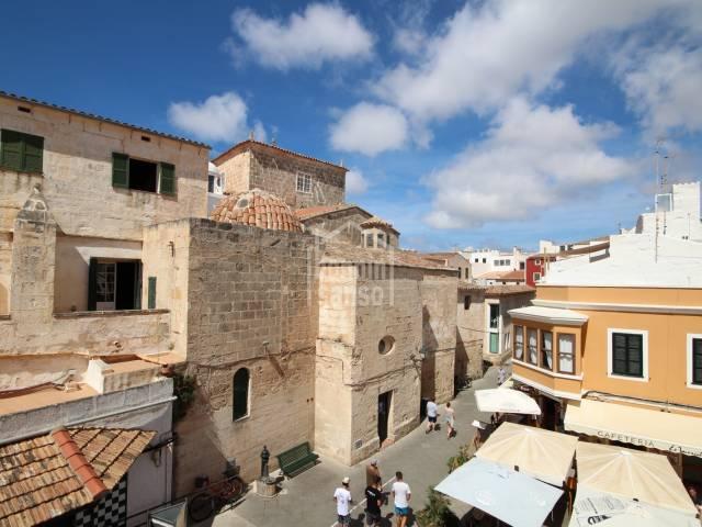 Encantador apartamento en pleno corazón de Ciutadella, Menorca