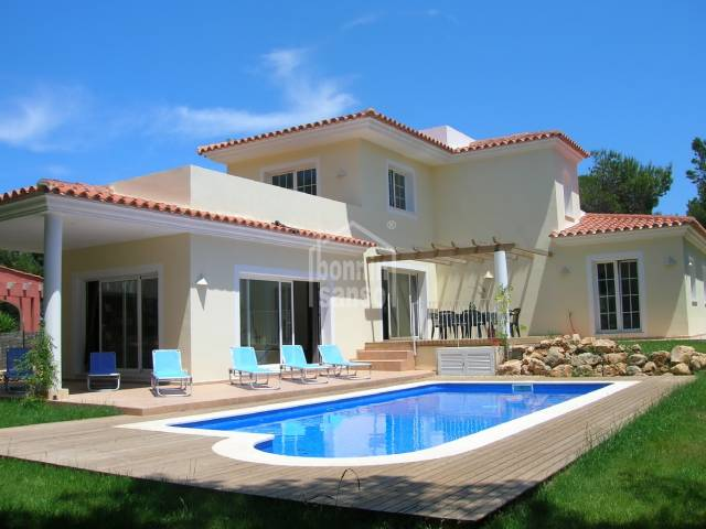 High specification villa near Golf & beach at Son Parc