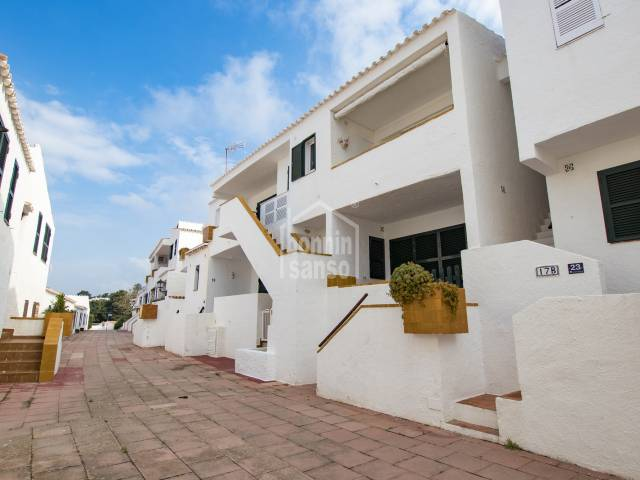 Perfect Apartment in Cala torret 5 minutes walk from the beach in Menorca.