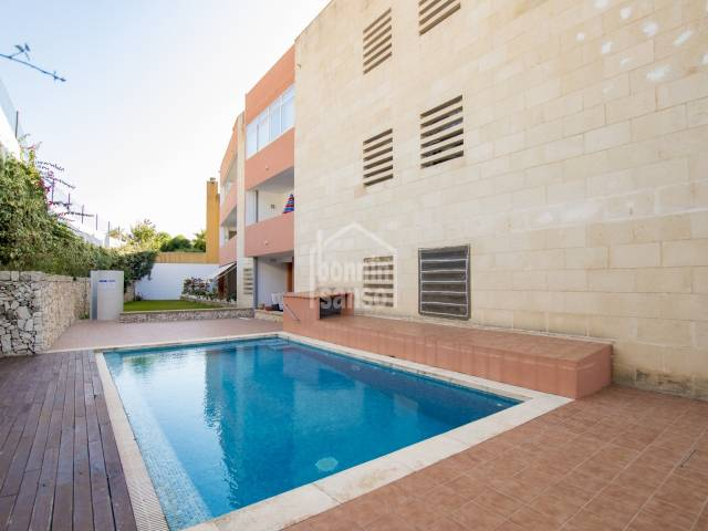 Comfortable apartment in Mercadal, Menorca