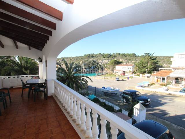 Villa in unbeatable position in cala Canutells, San Clemente