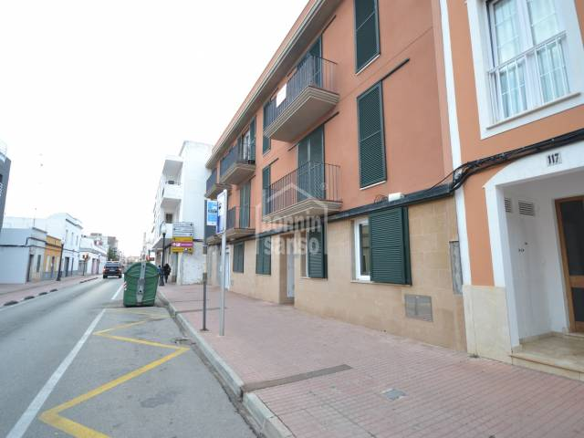 First floor apartment in Ciutadella Menorca