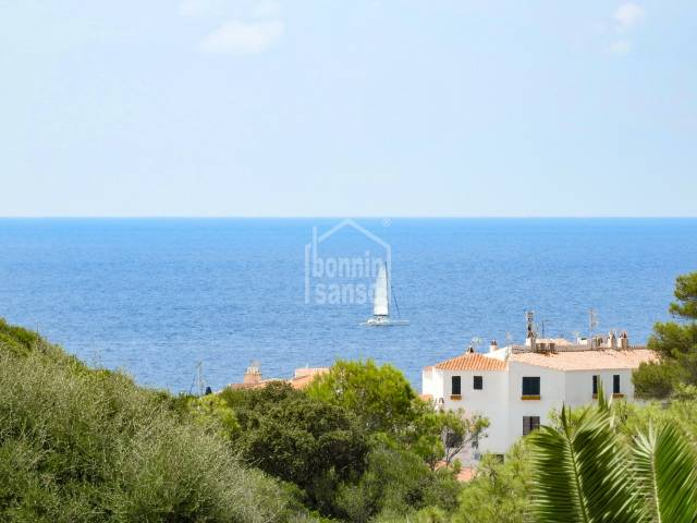 Large , Comfortable Villa with Sea Views in Binibeca,