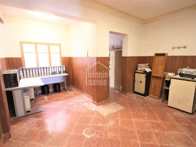 dining living room - Haus in Ciutadella Centro Historico