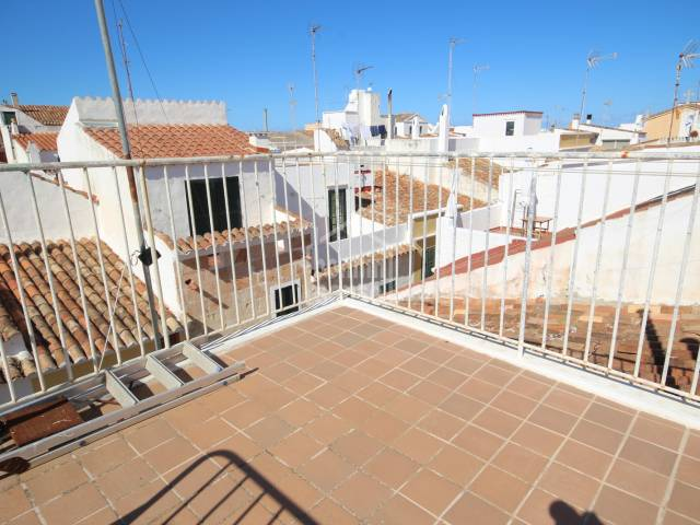 Interesante casa en el casco antiguo de Ciutadella, Menorca