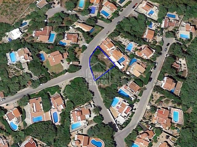 Plot of land in Son Vitamina, Menorca