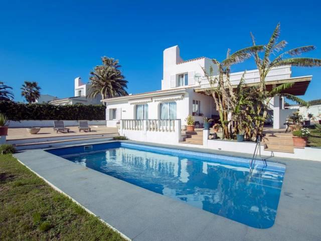 Four bedroom villa in Binibeca Vell, Menorca