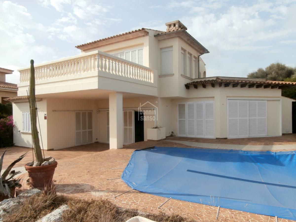 Comprar casa en primera linea en porto cristo mallorca for Inmobiliaria porto cristo