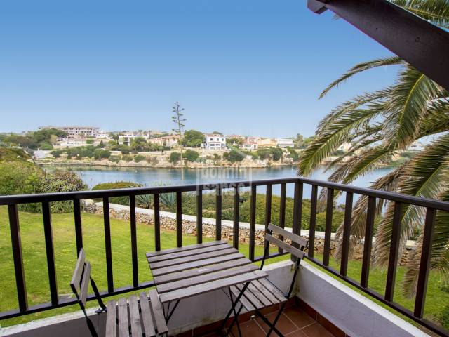 Apartment in Sol Del Este with stunning sea view, Es Castell, Menorca