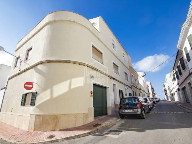 Exquisito piso en el centro de Es Castell, Menorca