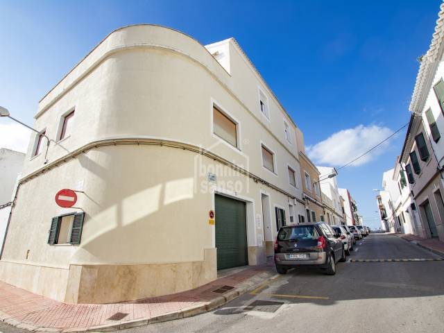 Exquisites Duplex im Zentrum von Es Castell, Menorca