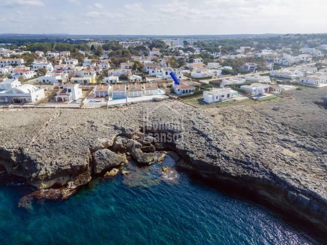 Schöne Villa in erster Linie in der Nähe von Ciutadella, Menorca
