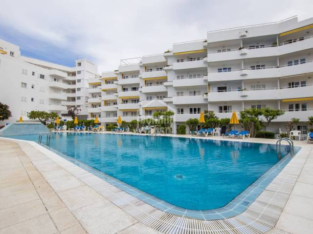 Interesting apartment, ideal holiday home in Santo Tomas, Menorca
