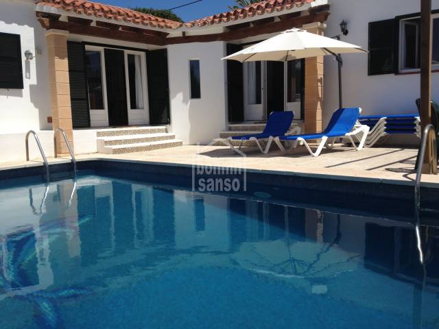 Villa on the coast, Calan Porter , Menorca