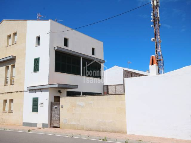 Townhouse in San Clemente, Menorca