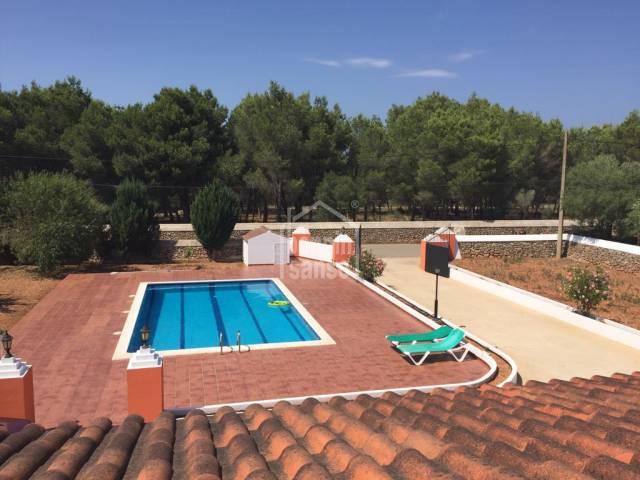 Casa de campo en Ciutadella, Menorca