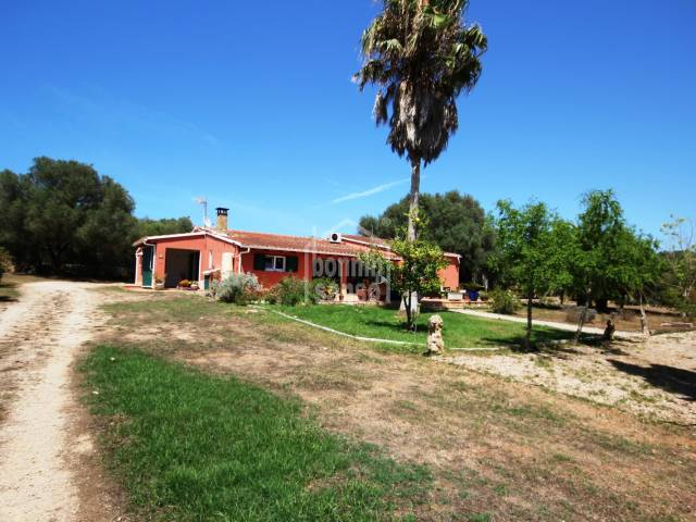 Bonita casa en L'Argentina, cerca de Alayor