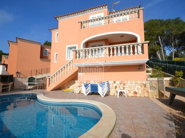 Private villa in Cala Galdana