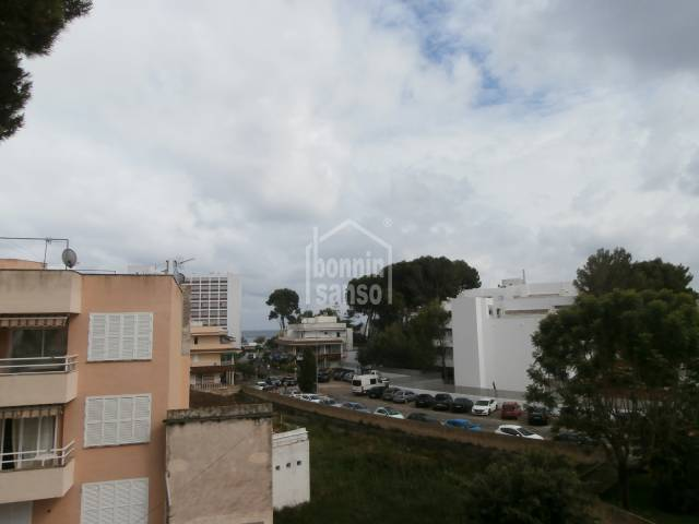 Apartment in Canyamel with sea views (Financing 100%)