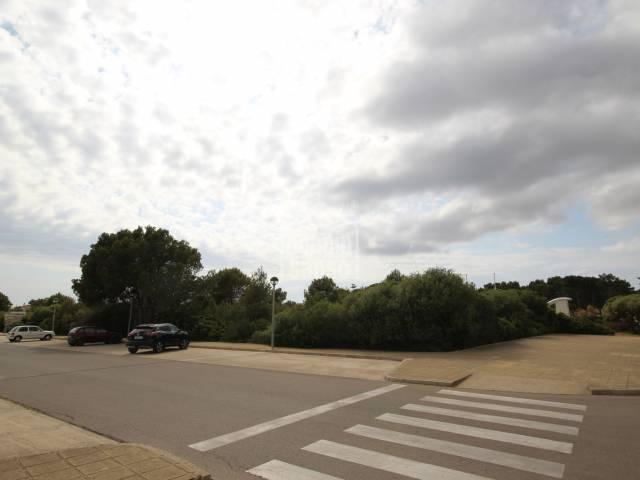 Parcela Comercial en La Caleta, Ciutadella, Menorca