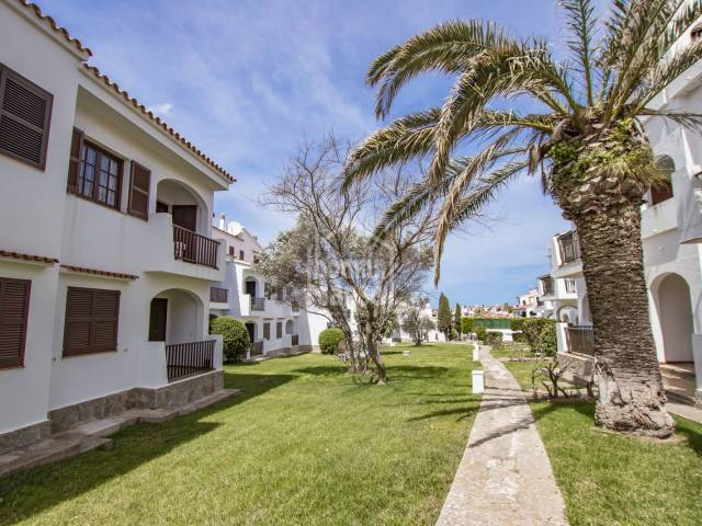 Ground floor Apartment in Calan Porter, Menorca