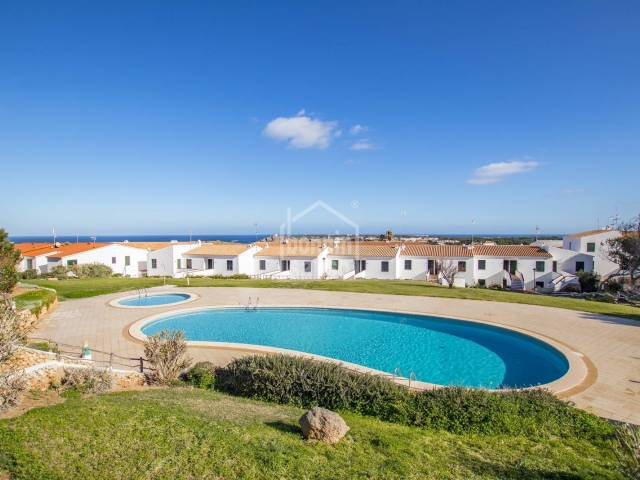 Apartment in Arenal den Castell, Menorca.