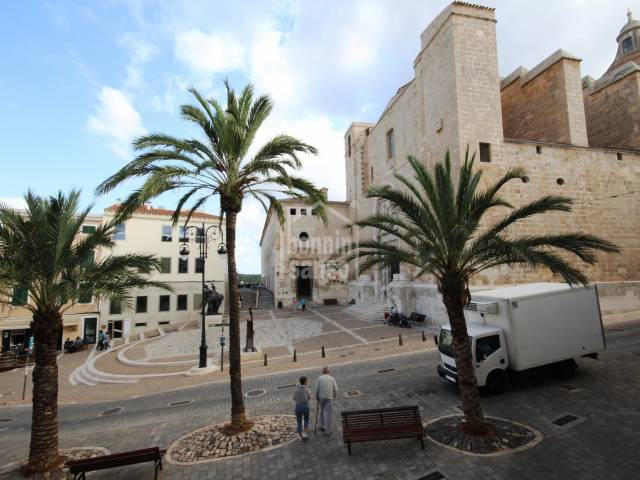 Large  classic family House/Apartment in the heart of Mahon, Menorca