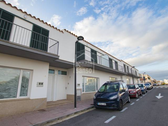 New terraced house in Sant Lluis Menorca