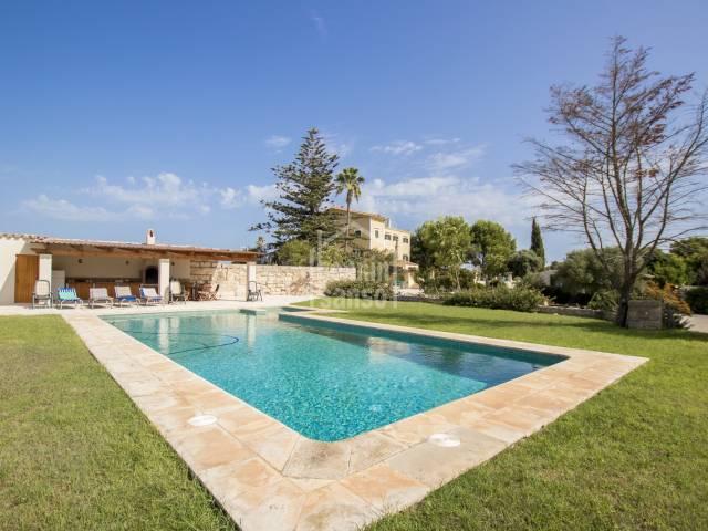 Finca de 5 hectáreas en el interior de Es Castell, Menorca