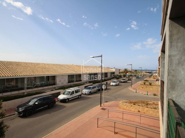 Apartment in area near the promenade in Ciutadella, Menorca
