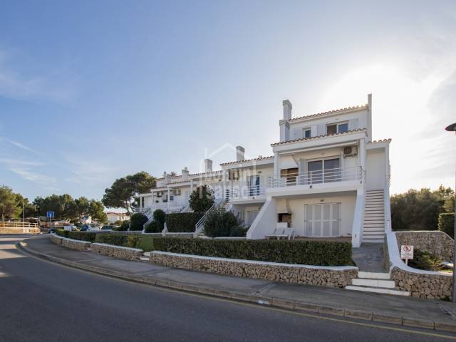 Duplex with tourist licence at Port Addaya. Menorca