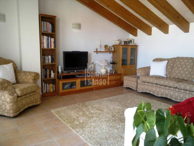 Immaculate house in centre of San Clemente Menorca