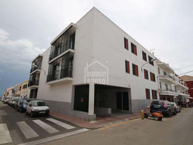 Apartamento en segunda planta en Es Castell
