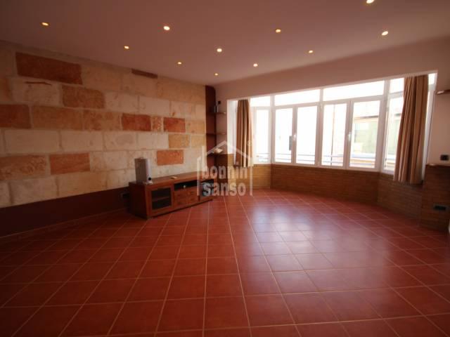 Recién reformado piso próximo al centro en Ciutadella, Menorca.