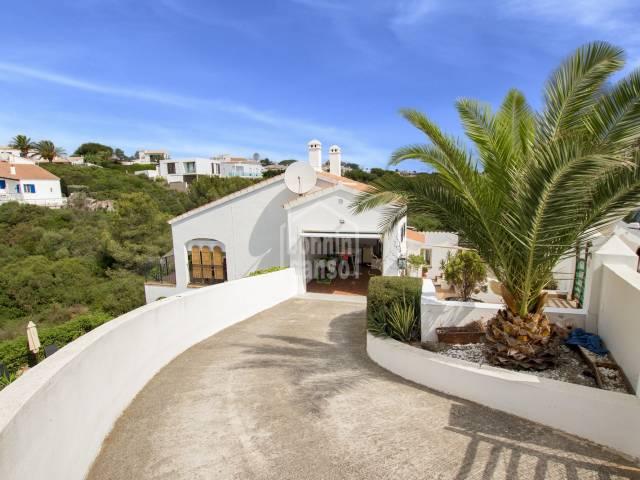 Chalet en Cala Llonga, Menorca