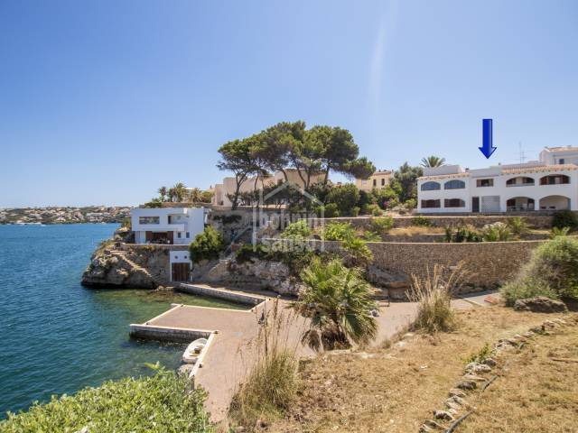 Villa situated on the front line in Port of Mahon., Es Castell Menorca