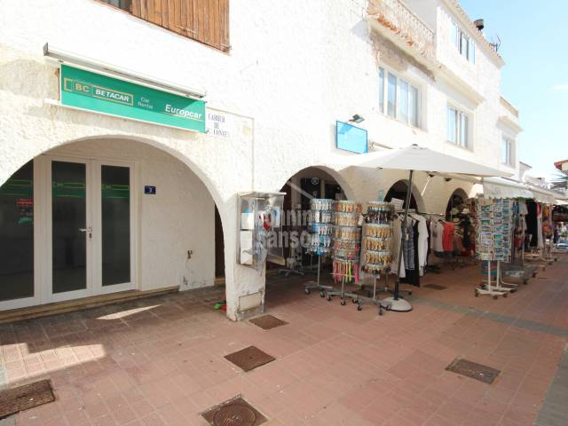 Commercial premises  in S'Algar, San Luis