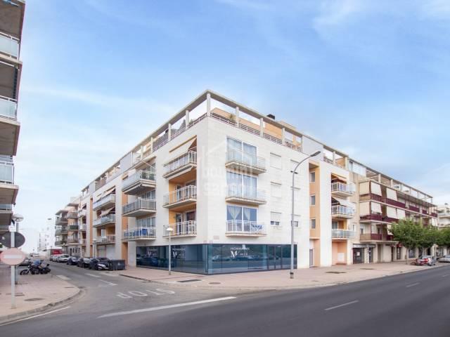 Modern flat with lift in Mahón. Menorca